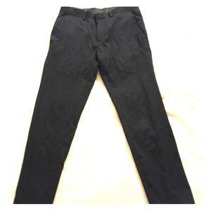 Kenneth Cole Pants - Kenneth Cole 32 x 30 Black Dress Pants